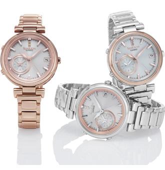 Dámske náramkové hodinky – Casio Sheen  47c9944613d